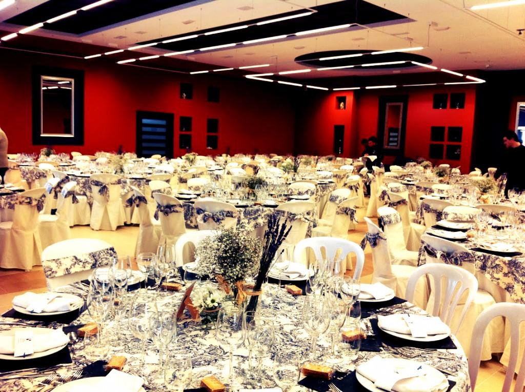 salon de boda